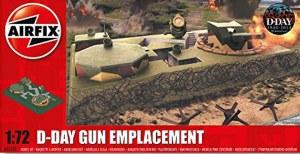 Airfix D-Day Gun Emplacement Kit