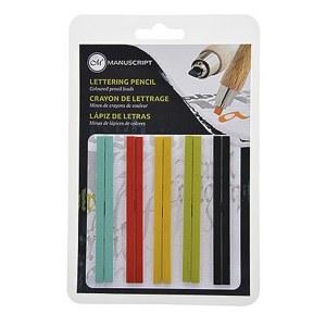 Lettering Pencil Colour Refill Leads