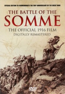 Battle of the Somme The Official 1916 Film Digitally Remastered DVD