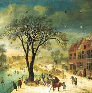 An Artist's Advent Calendar