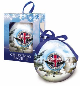 World War II Aircraft Bauble