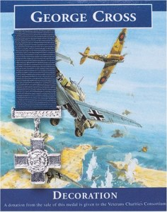 Reproduction George Cross