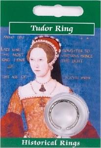 Tudor Love Ring