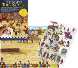Knights Tournament Transfer Pack