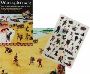 Viking Attack Rub Down Transfer Scene