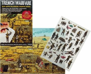 Trench Warfare Transfer Set