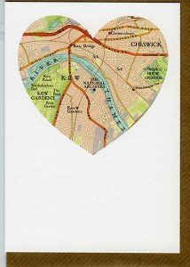 The National Archives in the Heart of Kew Greetings Card