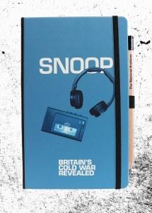 Snoop Notebook & Pencil