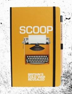 Scoop Notebook & Pencil