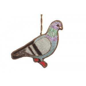 Pigeon Hanging Tree Decoration