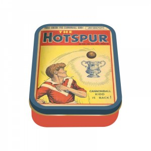 Hotspur Collectors Tin