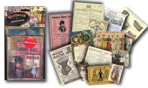 Victorian Household Replica Document Pack
