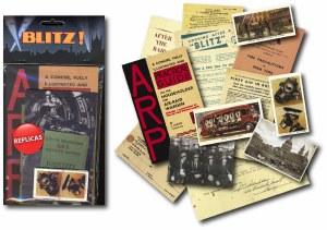 The Blitz Replica Document Pack