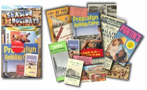 Seaside Holidays Replica Document Pack