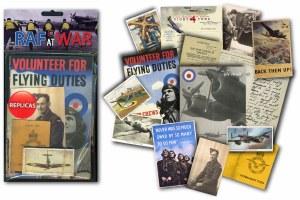 RAF At War Replica Document Pack