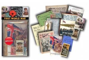 First World War Replica Document Pack