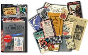 Children's War Replica Document Pack