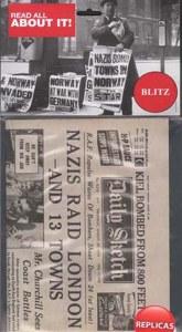 Replica The Blitz Newspaper