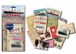 Titanic Replica Document Pack