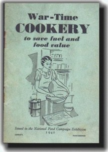 Wartime Cookery Booklet