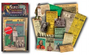 Victorian Entertainment Replica Document Pack