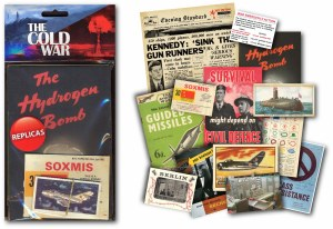 Cold War Replica Document Pack