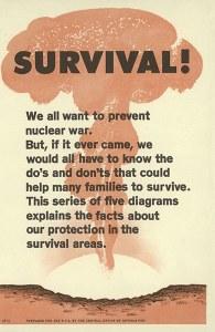 Survival Leaflet