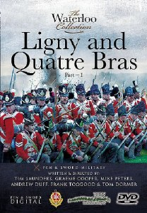 Quatre Bras And Ligny : The Waterloo Collection I DVD