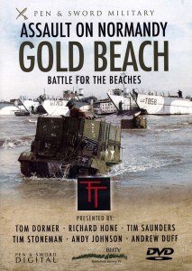 Assault On Normandy : Gold Beach DVD