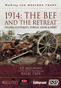 1914: The BEF And The Retreat DVD