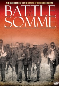 Battle Of The Somme DVD
