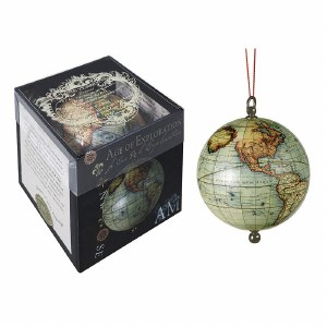 Age Of Exploration Hanging Globe