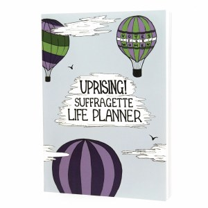 Uprising! Suffragette Notebook & Planner