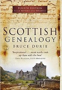 Scottish Genealogy 4th Edition