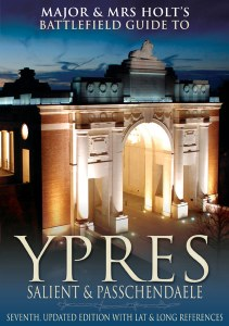 Major & Mrs Holt's Battlefield Guide to the Ypres Salient