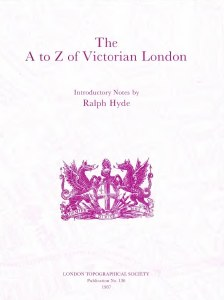 Victorian London: An A to Z