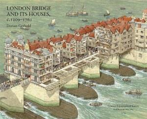 London Bridge and Its Houses