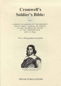 Cromwell's Soldier's Bible