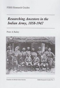 Researching Ancestors in The Indian Army