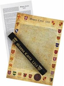 Replica Magna Carta