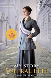 My Story Suffragette 100