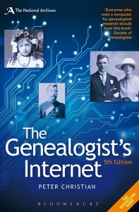 The Genealogist's Internet 5th Edition