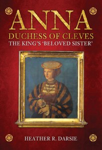 Anna Duchess of Cleves