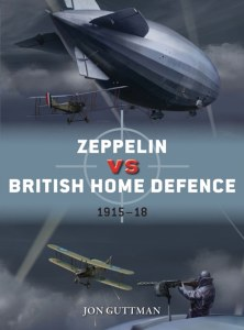 Zeppelin vs British Home Defence