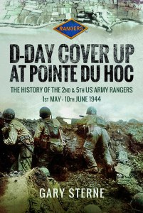 Cover Up At Pointe Du Hoc