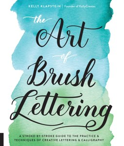The Art of Brush Lettering