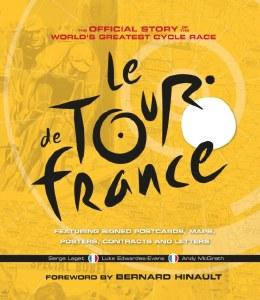 Le Tour de France: The official History