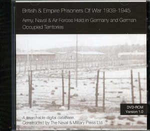 British And Empire Prisoners of War 1939-45
