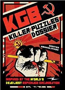 KGB Killer Puzzles Dossier