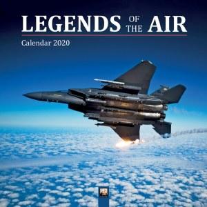Legends of the Air Wall Calendar 2020